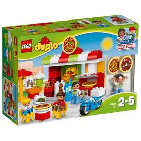 LEGO® DUPLO Pizzéria 10834 Itt egy ajánlat található, a bővebben gombra kattintva, további információkat talál a termékről.