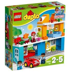 LEGO DUPLO Családi ház 10835 Itt egy ajánlat található, a bővebben gombra kattintva, további információkat talál a termékről.