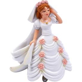 Papo menyasszony virágos ruhában 39080