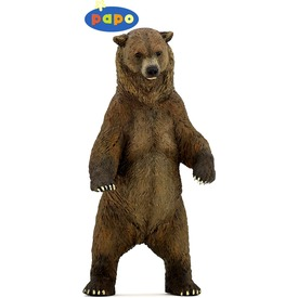 Papo grizzly medve 50153