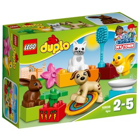 LEGO® DUPLO Házikedvencek 10838