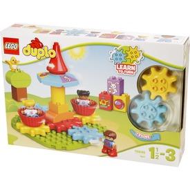 LEGO® DUPLO Első körhintám 10845 Itt egy ajánlat található, a bővebben gombra kattintva, további információkat talál a termékről.