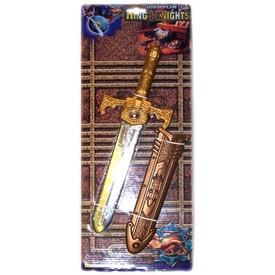 Lovagi játékkard - 34 cm Itt egy ajánlat található, a bővebben gombra kattintva, további információkat talál a termékről.