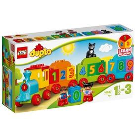 LEGO® DUPLO Számvonat 10847 Itt egy ajánlat található, a bővebben gombra kattintva, további információkat talál a termékről.
