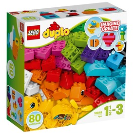 LEGO® DUPLO Első építőelemeim 10848 Itt egy ajánlat található, a bővebben gombra kattintva, további információkat talál a termékről.