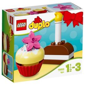 LEGO DUPLO Első süteményem 10850 Itt egy ajánlat található, a bővebben gombra kattintva, további információkat talál a termékről.