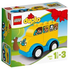 LEGO DUPLO Első autóbuszom 10851 Itt egy ajánlat található, a bővebben gombra kattintva, további információkat talál a termékről.