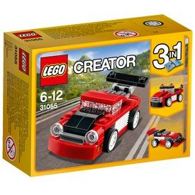 LEGO Creator Vörös versenyautó 31055 Itt egy ajánlat található, a bővebben gombra kattintva, további információkat talál a termékről.