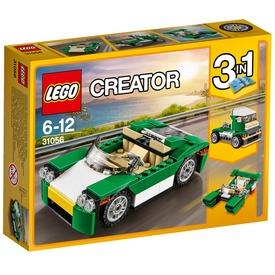 LEGO Creator Zöld cirkáló 31056 Itt egy ajánlat található, a bővebben gombra kattintva, további információkat talál a termékről.