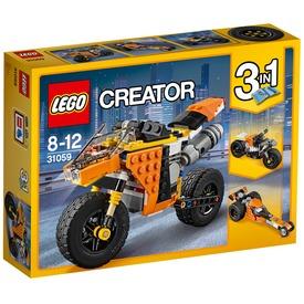 LEGO Creator Narancssárga városi motor 31059 Itt egy ajánlat található, a bővebben gombra kattintva, további információkat talál a termékről.