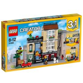 LEGO Creator Kertvárosi villa 31065 Itt egy ajánlat található, a bővebben gombra kattintva, további információkat talál a termékről.