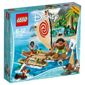 LEGO® Disney Princess Vaiana óceáni utazása 41150 Itt egy ajánlat található, a bővebben gombra kattintva, további információkat talál a termékről.