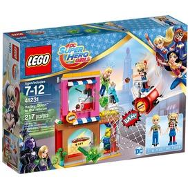 LEGO Super Heroes Harley Quinn a megmentő 41231 Itt egy ajánlat található, a bővebben gombra kattintva, további információkat talál a termékről.