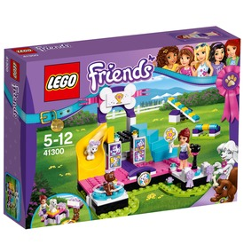 LEGO Friends Kutyusok bajnoksága 41300 Itt egy ajánlat található, a bővebben gombra kattintva, további információkat talál a termékről.