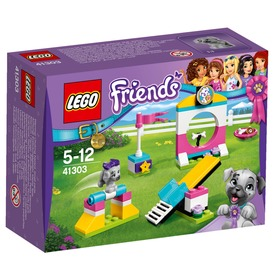LEGO Friends Kutyusok játszótere 41303 Itt egy ajánlat található, a bővebben gombra kattintva, további információkat talál a termékről.