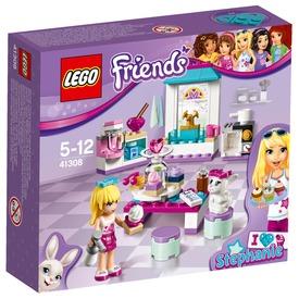 LEGO Friends Stephanie barátság sütije 41308 Itt egy ajánlat található, a bővebben gombra kattintva, további információkat talál a termékről.