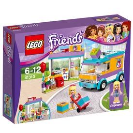 LEGO Friends Heartlake csomagküldő szolgálat 41310 Itt egy ajánlat található, a bővebben gombra kattintva, további információkat talál a termékről.