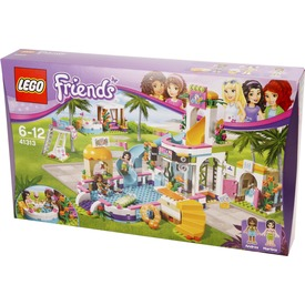 LEGO Friends Heartlake Élményfürdő 41313 Itt egy ajánlat található, a bővebben gombra kattintva, további információkat talál a termékről.