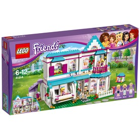 LEGO Friends Stephanie háza 41314