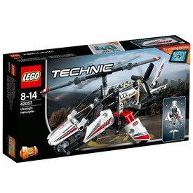 LEGO Technic Ultrakönnyű helikopter 42057 Itt egy ajánlat található, a bővebben gombra kattintva, további információkat talál a termékről.