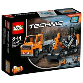 LEGO Technic Útépítő gépek 42060 Itt egy ajánlat található, a bővebben gombra kattintva, további információkat talál a termékről.