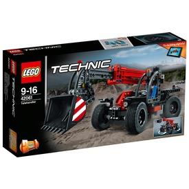 LEGO Technic Teleszkópos markológép 42061 Itt egy ajánlat található, a bővebben gombra kattintva, további információkat talál a termékről.