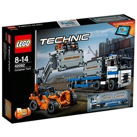 LEGO Technic Konténerszállító 42062 Itt egy ajánlat található, a bővebben gombra kattintva, további információkat talál a termékről.