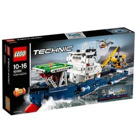 LEGO Technic Óceánkutató hajó 42064 Itt egy ajánlat található, a bővebben gombra kattintva, további információkat talál a termékről.