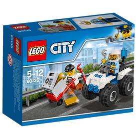 LEGO City Letartóztatás ATV járművel 60135 Itt egy ajánlat található, a bővebben gombra kattintva, további információkat talál a termékről.