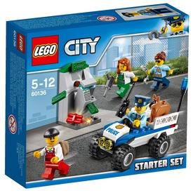 LEGO City Rendőrségi kezdőkészlet 60136 Itt egy ajánlat található, a bővebben gombra kattintva, további információkat talál a termékről.