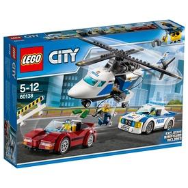 LEGO City Gyorsasági üldözés 60138 Itt egy ajánlat található, a bővebben gombra kattintva, további információkat talál a termékről.