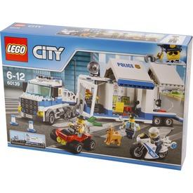 LEGO® City Mobil rendőrparancsnoki központ 60139 Itt egy ajánlat található, a bővebben gombra kattintva, további információkat talál a termékről.