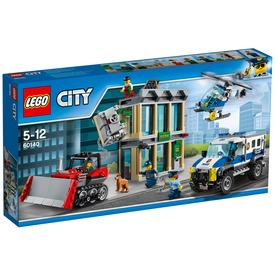 LEGO City Buldózeres betörés 60140 Itt egy ajánlat található, a bővebben gombra kattintva, további információkat talál a termékről.