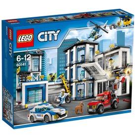 LEGO City Rendőrkapitányság 60141 Itt egy ajánlat található, a bővebben gombra kattintva, további információkat talál a termékről.