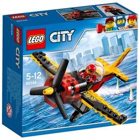 LEGO City Versenyrepülőgép 60144 Itt egy ajánlat található, a bővebben gombra kattintva, további információkat talál a termékről.