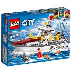 LEGO City Horgászcsónak 60147 Itt egy ajánlat található, a bővebben gombra kattintva, további információkat talál a termékről.