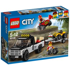 LEGO® City ATV versenycsapat 60148