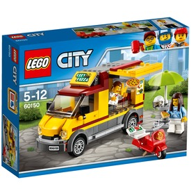 LEGO® City Pizzás furgon 60150
