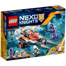 LEGO Nexo Knights Lance harci járműve 70348 Itt egy ajánlat található, a bővebben gombra kattintva, további információkat talál a termékről.