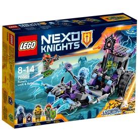 LEGO Nexo Knights Ruina Lock & Rollere 70349 Itt egy ajánlat található, a bővebben gombra kattintva, további információkat talál a termékről.