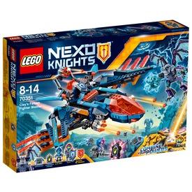 LEGO Nexo Knights Clay sólyomvadász ágyúja 70351 Itt egy ajánlat található, a bővebben gombra kattintva, további információkat talál a termékről.