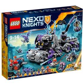 LEGO Nexo Knights Jestro bázisa 70352 Itt egy ajánlat található, a bővebben gombra kattintva, további információkat talál a termékről.