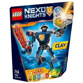 LEGO Nexo Knights Clay harci öltözéke 70362 Itt egy ajánlat található, a bővebben gombra kattintva, további információkat talál a termékről.