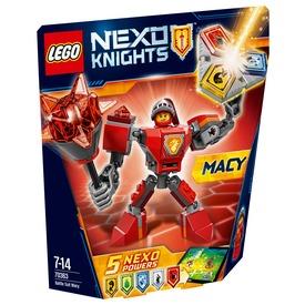 LEGO Nexo Knights Macy harci öltözéke 70363 Itt egy ajánlat található, a bővebben gombra kattintva, további információkat talál a termékről.