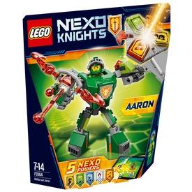 LEGO Nexo Knights Aaron harci öltözéke 70364 Itt egy ajánlat található, a bővebben gombra kattintva, további információkat talál a termékről.