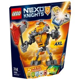 LEGO Nexo Knights Axl harci öltözéke 70365 Itt egy ajánlat található, a bővebben gombra kattintva, további információkat talál a termékről.