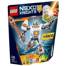 LEGO Nexo Knights Lance harci öltözéke 70366 Itt egy ajánlat található, a bővebben gombra kattintva, további információkat talál a termékről.