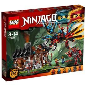 LEGO NINJAGO Sárkányműhely 70627 Itt egy ajánlat található, a bővebben gombra kattintva, további információkat talál a termékről.