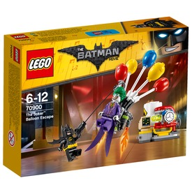LEGO Batman Movie Joker ballonos szökése 70900