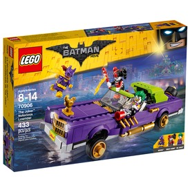 LEGO Batman Movie Joker gengszter autója 70906